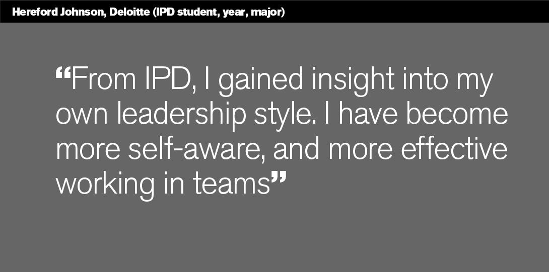 IPD Student
